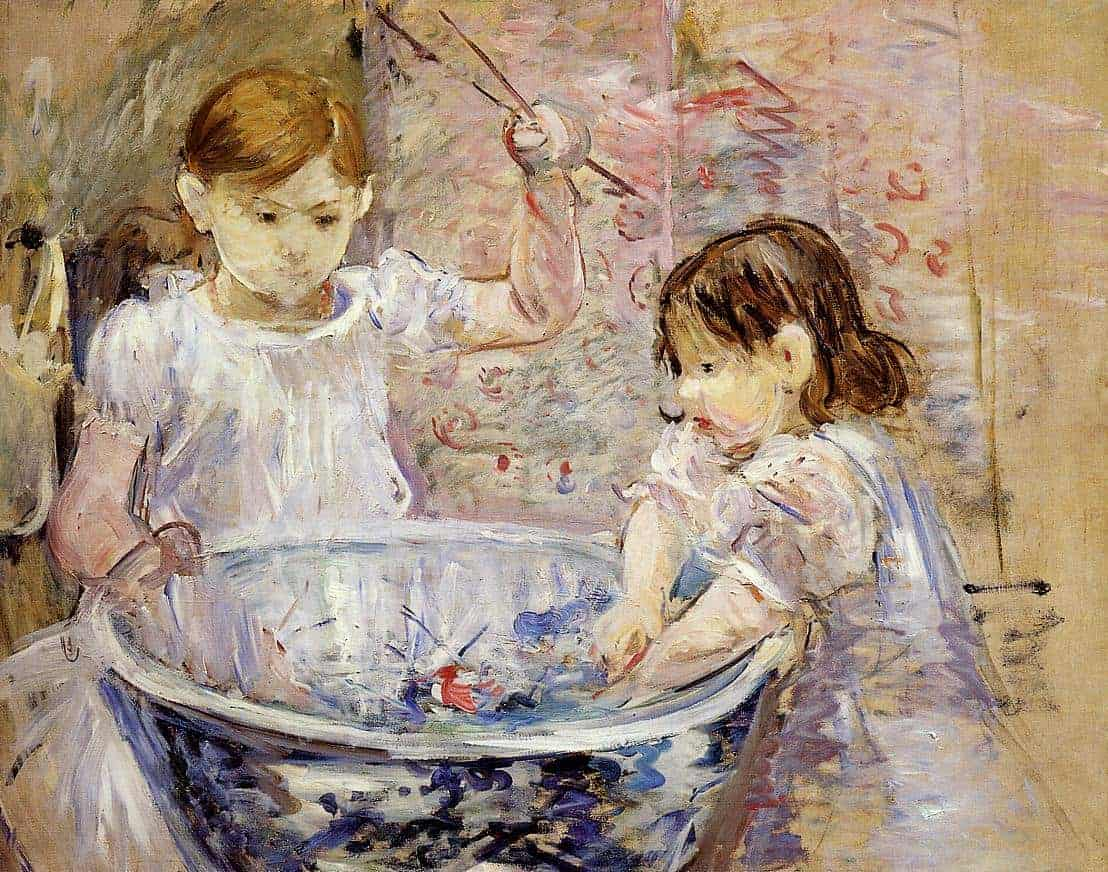 Berthe Morisot Biography for Kids