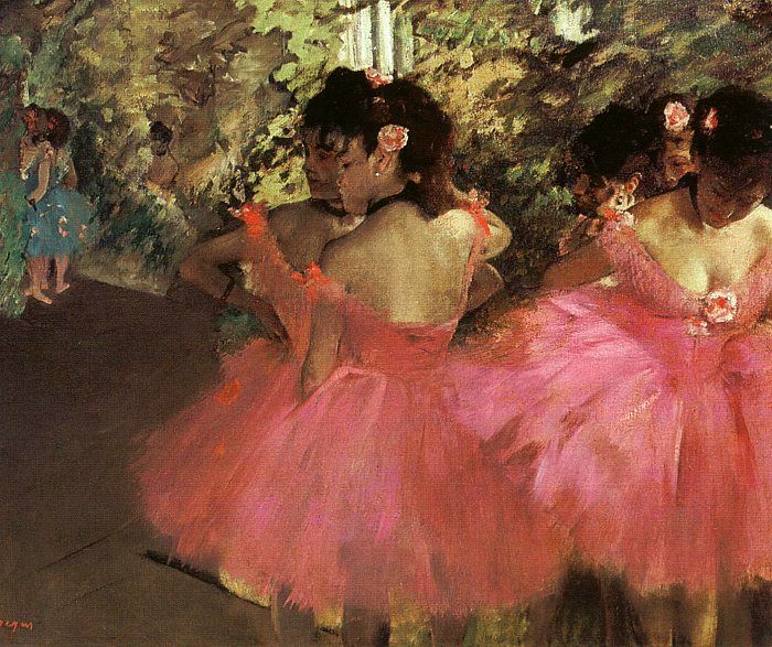 Edgar Degas Biography for Kids