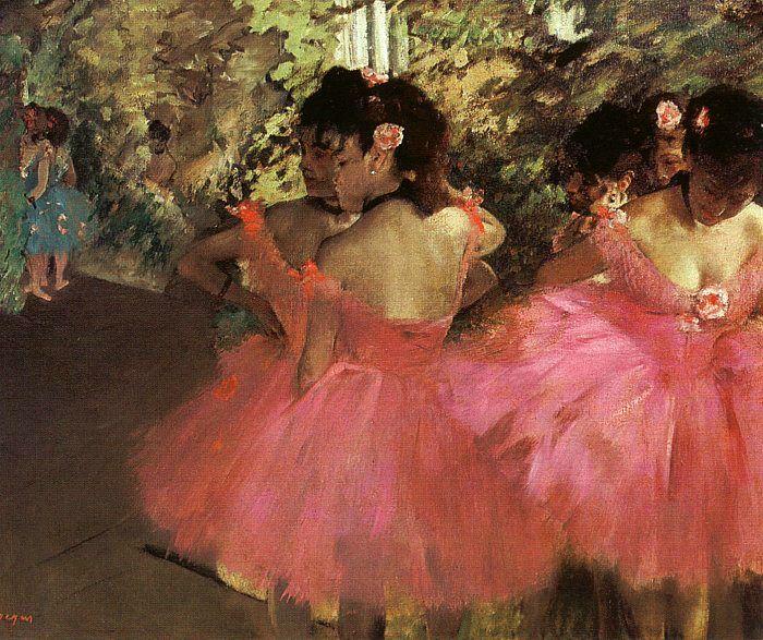 Edgar Degas Biography for Kids