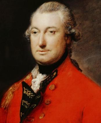 Lord Cornwallis by Thomas Gainsborough