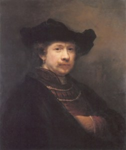 Rembrandt Self-Portrait 1642