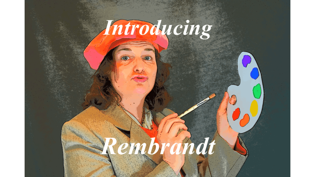 Introducing Rembrandt
