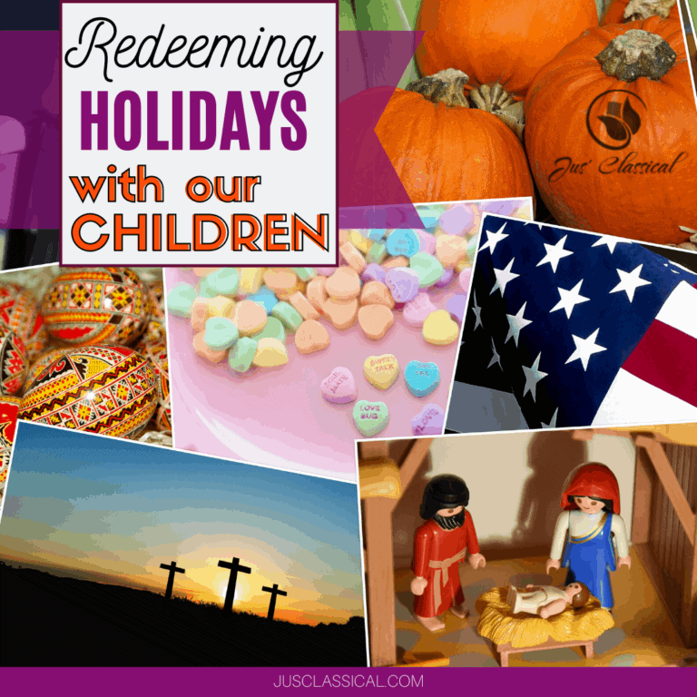 Redeeming Holidays With Our Children