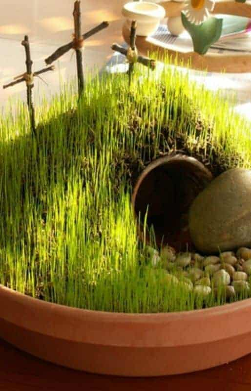 Resurrection garden complete