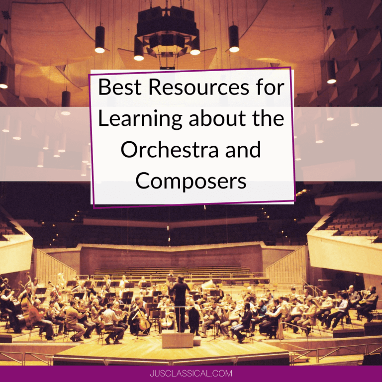 The Best Resources for Learning about the Orchestra and Composers